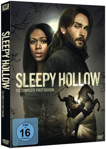 DVD Sleepy Hollow FSK: 16