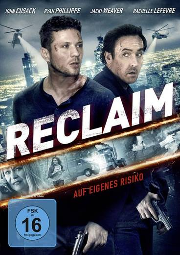 DVD Reclaim Auf eigenes Risiko FSK: 16