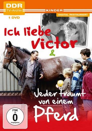 DVD Ich liebe Victor & Jeder träumt von einem Pferd FSK: 0