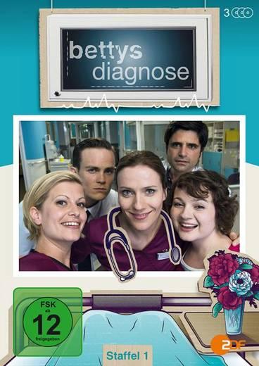 DVD Bettys Diagnose FSK: 12