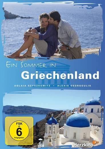 DVD Ein Sommer in Griechenland FSK: 6