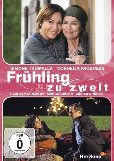 DVD Frühling zu zweit FSK: 0