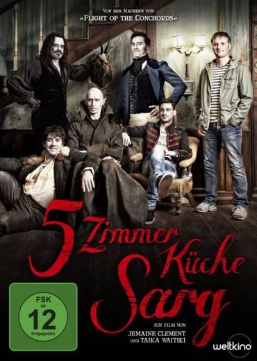 DVD 5 Zimmer Küche Sarg FSK: 12