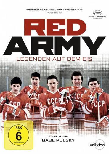 DVD Red Army Legenden auf dem Eis FSK: 6