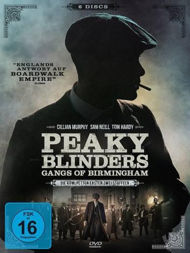 DVD Peaky Blinders Gangs of Birmingham FSK: 16