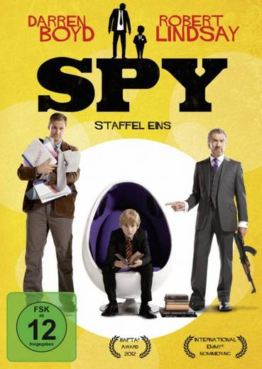 DVD Spy FSK: 12