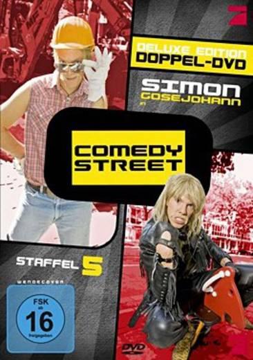 DVD Comedy Street FSK: 16