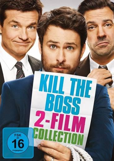 DVD Kill the Boss & Kill the Boss 2 FSK: 16
