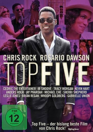 DVD Top Five FSK: 12