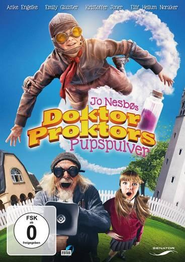 DVD Doktor Proktors Pupspulver FSK: 0