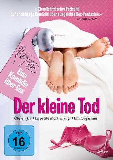 DVD Der kleine Tod Eine Komödie über Sex FSK: 16