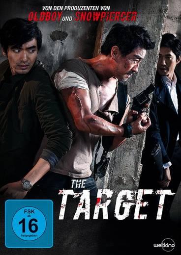 DVD The Target FSK: 16