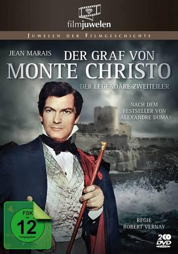 DVD Der Graf von Monte Christo FSK: 12