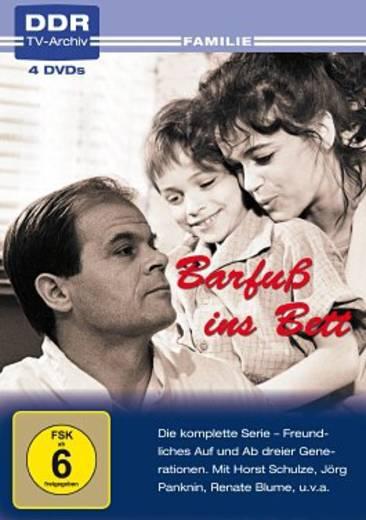 DVD Barfuß ins Bett FSK: 6