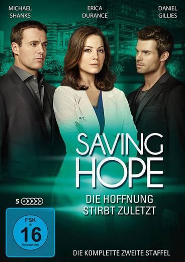 DVD Saving Hope Die Hoffnung stirbt zuletzt FSK: 16