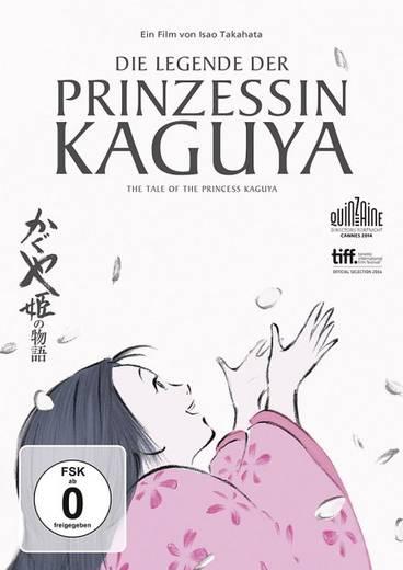 DVD Die Legende der Prinzessin Kaguya FSK: 0