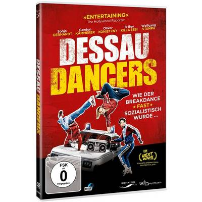 DVD Dessau Dancers FSK: 0 Preisvergleich