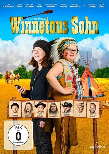 DVD Winnetous Sohn FSK: 0