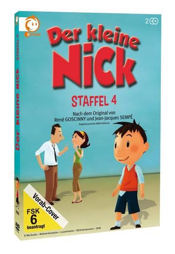 DVD Der kleine Nick-Staffel 4 FSK: 6