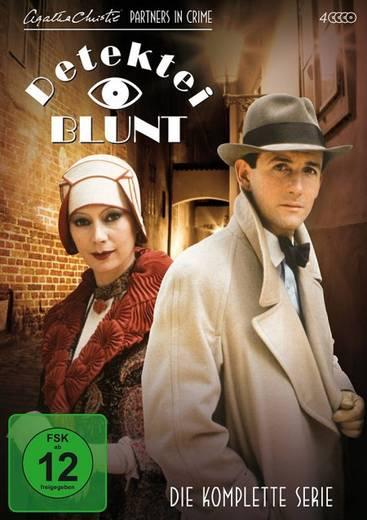 DVD Detektei Blunt FSK: 12