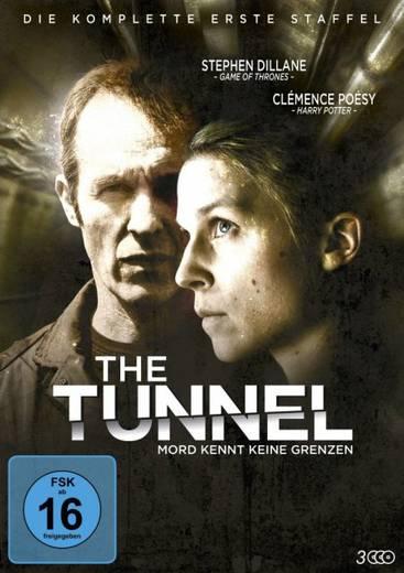 DVD The Tunnel Mord kennt keine Grenzen FSK: 16