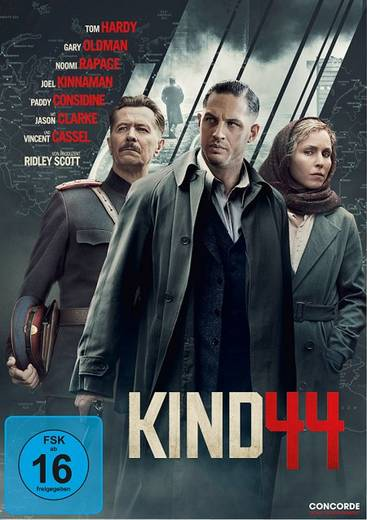 DVD Kind 44 FSK: 16