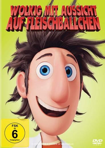 DVD Wolkig mit Aussicht auf Fleischbällchen FSK: 6