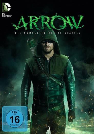 DVD Arrow FSK: 16