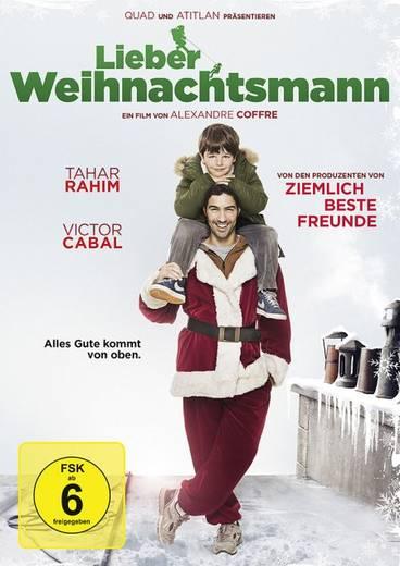 DVD Lieber Weihnachtsmann FSK: 6