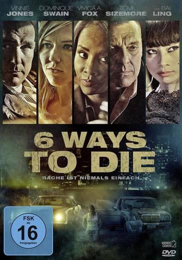 DVD 6 Ways to Die Rache ist niemals einfach FSK: 16