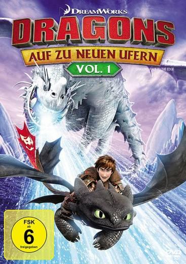 DVD Dragons Auf zu neuen Ufern FSK: 6