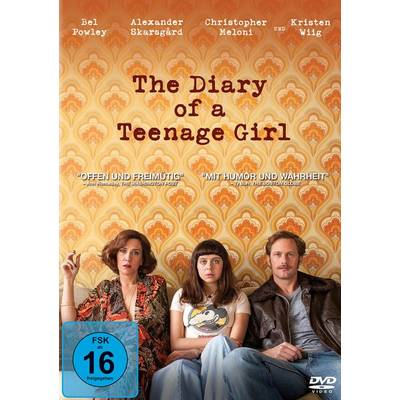 DVD The Diary of a Teenage Girl FSK: 16 Preisvergleich