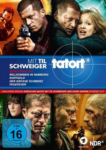 DVD Tatort mit Til Schweiger FSK: 16