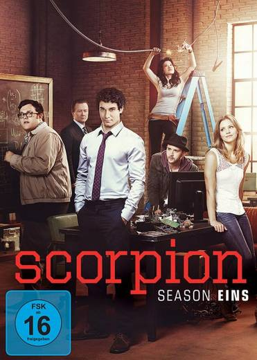 DVD Scorpion FSK: 16