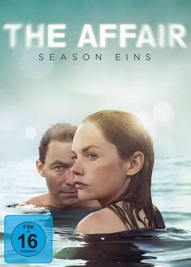 DVD The Affair FSK: 16