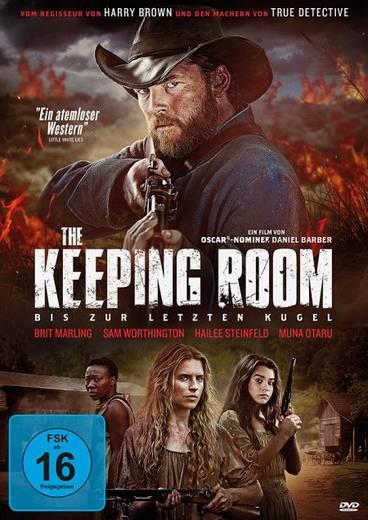 DVD The Keeping Room Bis zur letzten Kugel FSK: 16