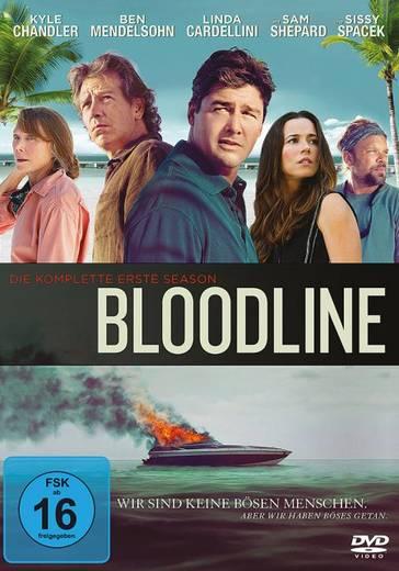 DVD Bloodline FSK: 16