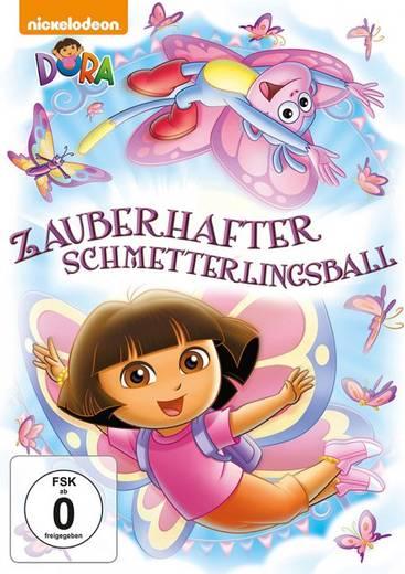 DVD Dora Doras zauberhafter Schmetterlingsball FSK: 0