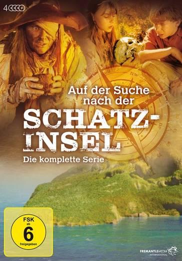 DVD Auf der Suche nach der Schatzinsel FSK: 6