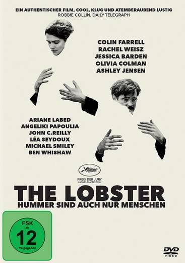 DVD The Lobster Hummer sind auch nur Menschen FSK: 12