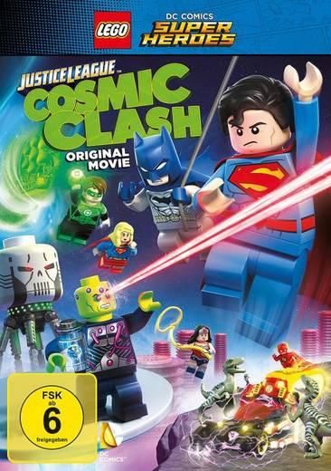 DVD Gerechtigkeitsliga Cosmic Clash FSK: 6