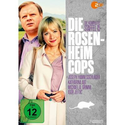 DVD Die Rosenheim Cops FSK: 12 Preisvergleich