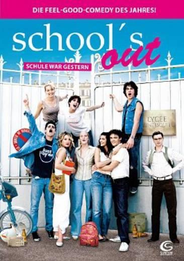 DVD Schools out Schule war gestern FSK: 12