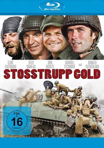 blu-ray Stosstrupp Gold FSK: 16