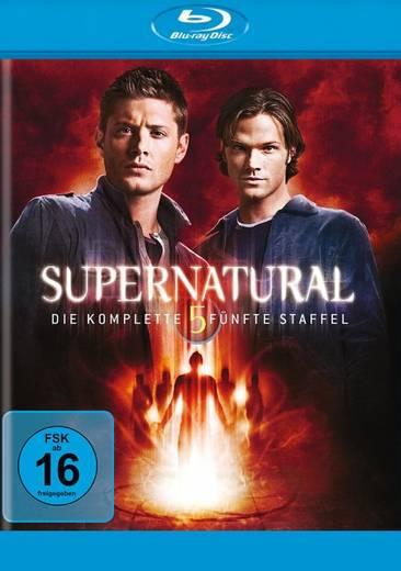 blu-ray Supernatural 5 Neu FSK: 16