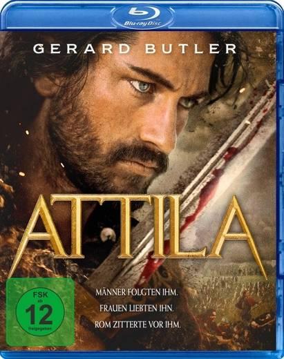blu-ray Attila FSK: 12
