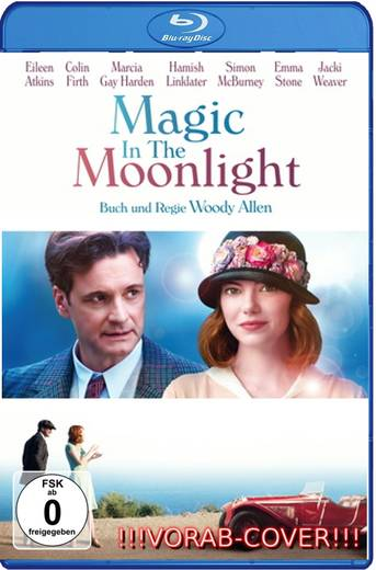 blu-ray Magic in the Moonlight FSK: 0
