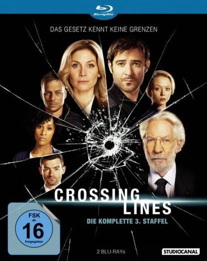 blu-ray Crossing Lines FSK: 16