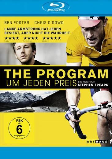 blu-ray The Program Um jeden Preis FSK: 6