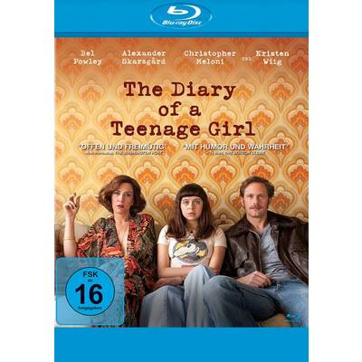 blu-ray The Diary of a Teenage Girl FSK: 16 Preisvergleich